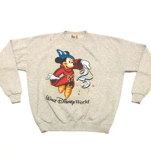 Vintage 90s Walt Disney World Mickey Mouse Magic